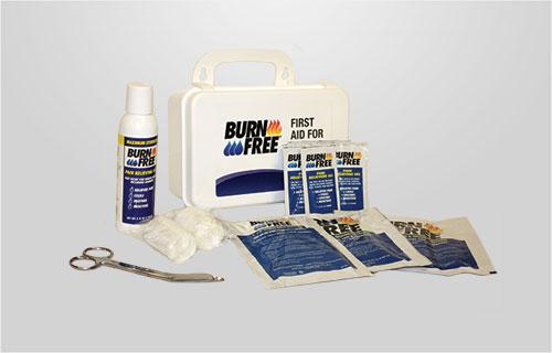 Burn Free Kit